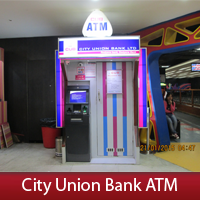 City Union Bank ATM