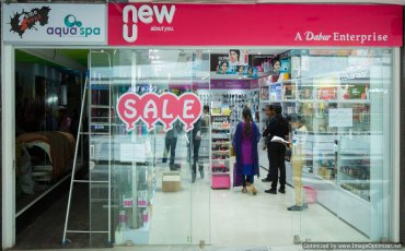 Global Dabur new U, Game Geeks & Aqua spa